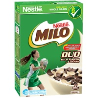 Milo Duo Cereal (340g)