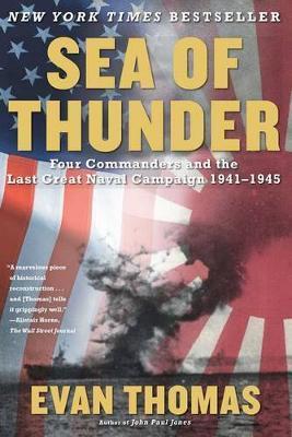 Sea of Thunder by Evan A. Thomas