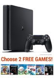 PS4 Slim 1TB Value bundle for PS4