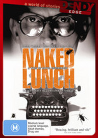 Naked Lunch on DVD image