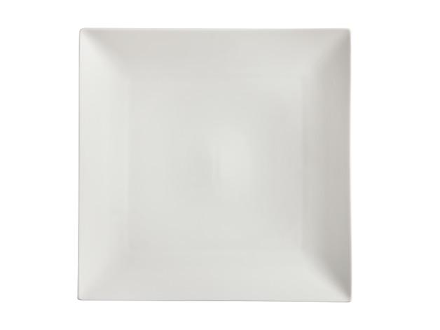 Maxwell & Williams - White Basics Linear Square Platter (35cm)