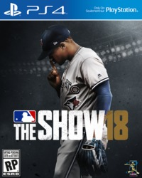 MLB 18: The Show for PS4