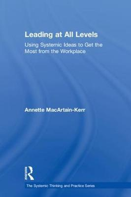Leading at All Levels by Annette MacArtain-Kerr image
