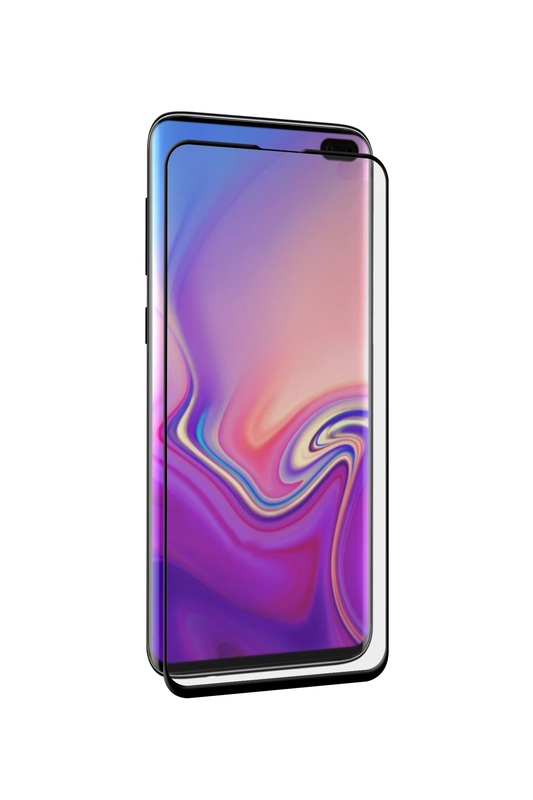 3SIXT: Curved Screen Protector for Galaxy S10+ - 2 Pack