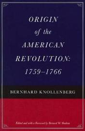Origin of the American Revolution image