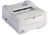 Oki B4250 Laser Printer 22ppm Black 600x1200 16MB A4 USB 2 Parallel