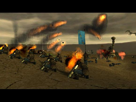 Kingdom Under Fire: The Crusaders for Xbox image