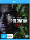 Predator 3D on Blu-ray, 3D Blu-ray