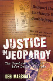 Justice In Jeopardy by Debi Marshall image