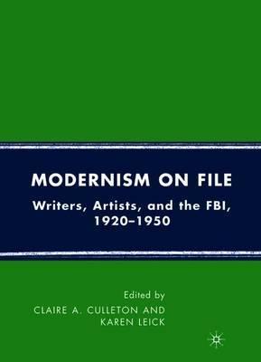 Modernism on File image