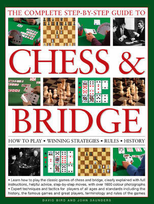 Complete Step-by-Step Guide to Chess and Bridge by David Bird image
