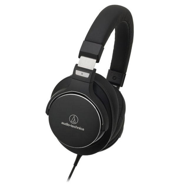 Audio-Technica ATHMSR7NC Hi-Res Audio Active Noise Cancelling Headphones