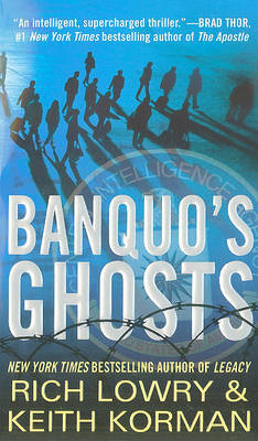 Banquo's Ghosts by Richard Lowry image