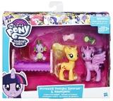 My Little Pony: Pony Friends - Twilight Sparkle & Applejack Friendship Pack