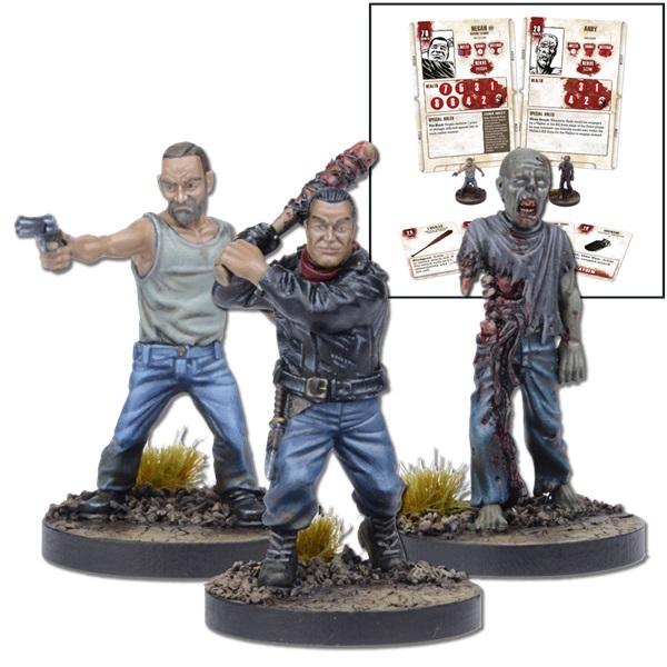 The Walking Dead: Negan Booster