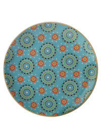 Maxwell & Williams Teas & C's Isfara Plate - Nisa Blue (20cm)