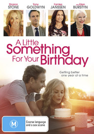 A Little Something For Your Birthday on DVD