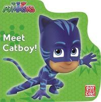 PJ Masks: Meet Catboy! by Pat-A-Cake