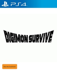 Digimon Survive for PS4