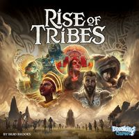 Rise of Tribes - Board Game