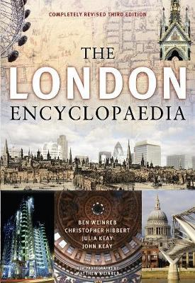 The London Encyclopaedia (3rd Edition) by Christopher Hibbert image