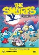 Smurfs, The - Vol. 3 on DVD