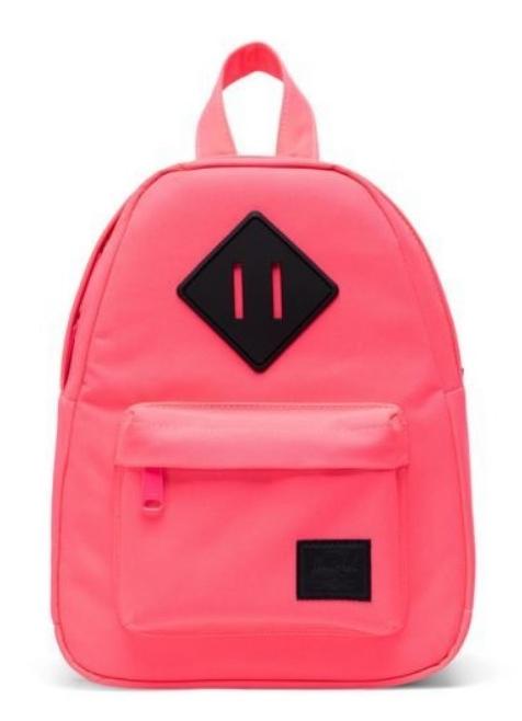 Herschel Supply Co: Heritage Mini - Neon Pink/Black