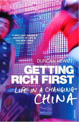 Getting Rich First by Duncan Hewitt image