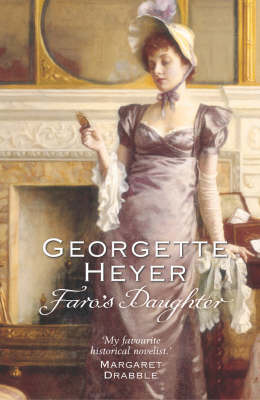 Faro's Daughter by Georgette Heyer image