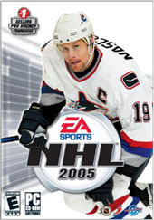 NHL 2005 for PC Games