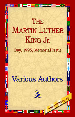 The Martin Luther King Jr by Various Authors image