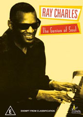 Ray Charles - The Genius Of Soul on DVD