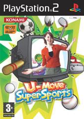 U-Move Super Sports for PlayStation 2