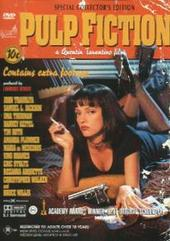 Pulp Fiction on DVD