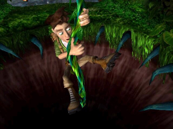 Pitfall: The Lost Expedition for PlayStation 2 image
