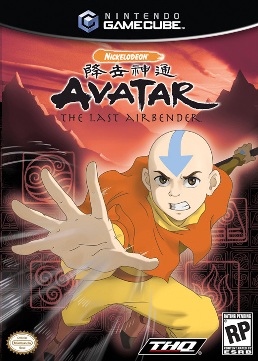 Avatar : The Legend Of Aang for GameCube