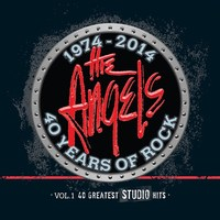40 Years of Rock: Vol 1 - Studio by The Angels