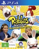Rabbids Invasion: The Interactive TV Show for PS4