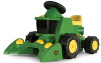John Deere: Pick 'N Pop Combine Ride-On