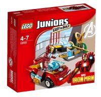 LEGO Juniors - Iron Man vs. Loki (10721)
