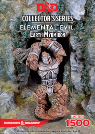 Dungeons & Dragons: Temple of Elemental Evil Earth Myrmidon