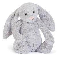 Jellycat: Bashful Bunny - Silver
