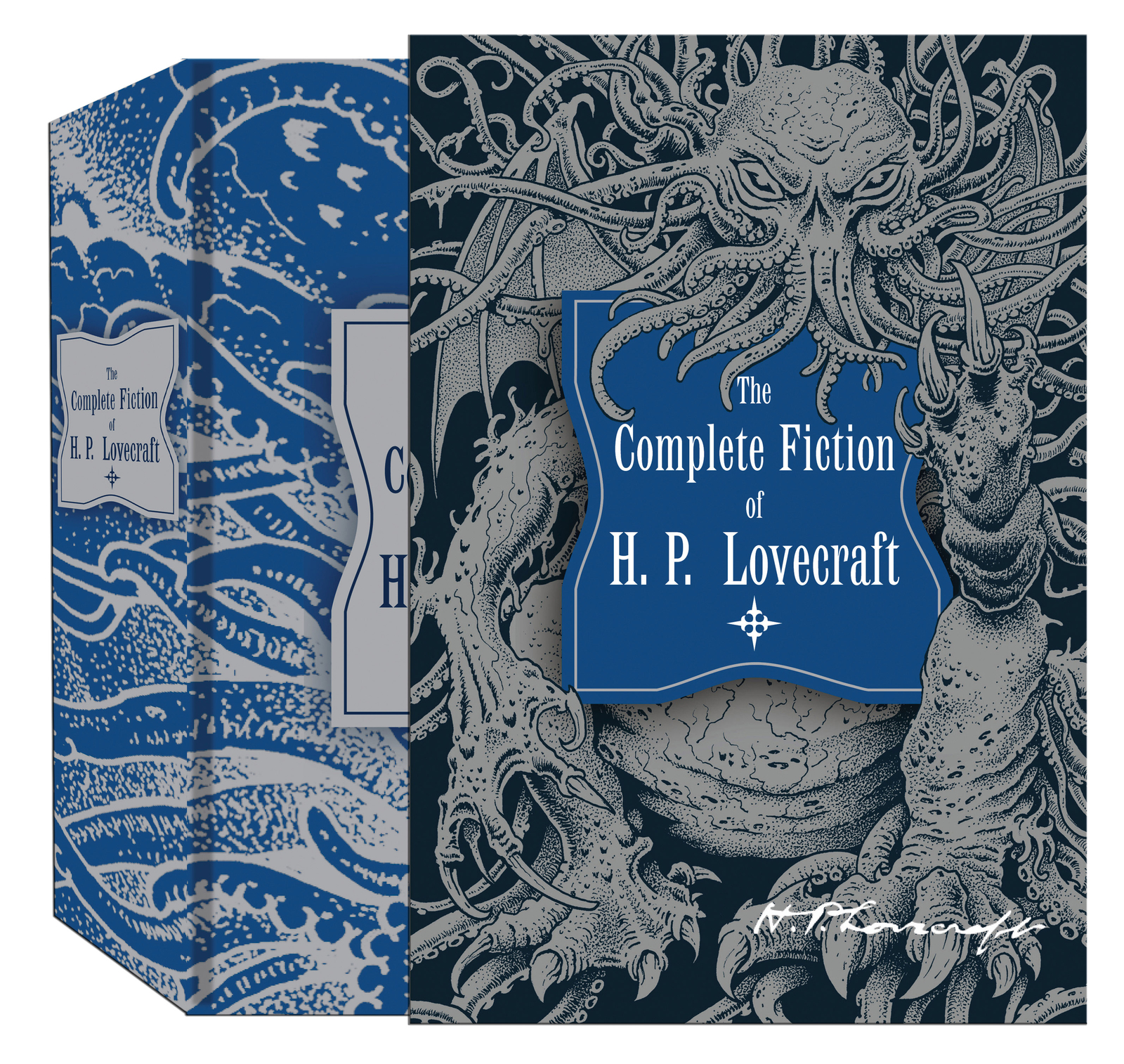 The Complete Fiction of H.P. Lovecraft image