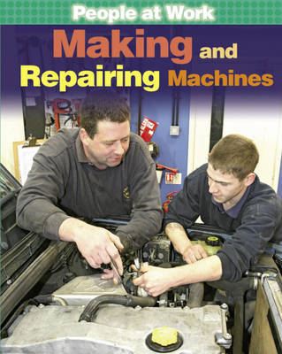 Making and Repairing Machines by Jan Champney image
