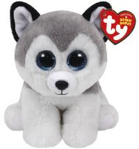 Ty Beanie Babies: Buff Husky - Small Plush