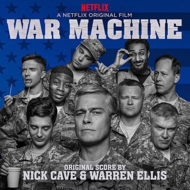 War Machine OST by Nick Cave & Warren Ellis image