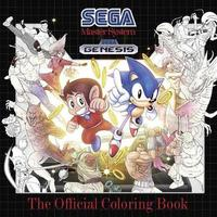 Sega: The Official Coloring Book by Patrick Spaziante