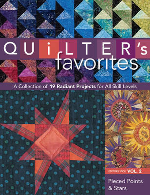 Quilter's Favorites: Pieced Points and Stars image
