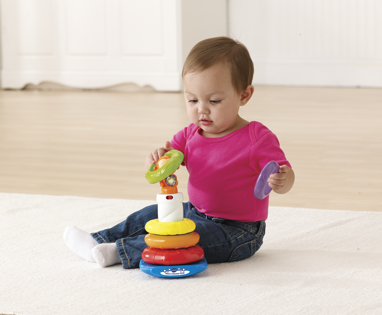 VTech - Stack and Sing Rings image