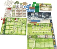 Lowlands - Board Game